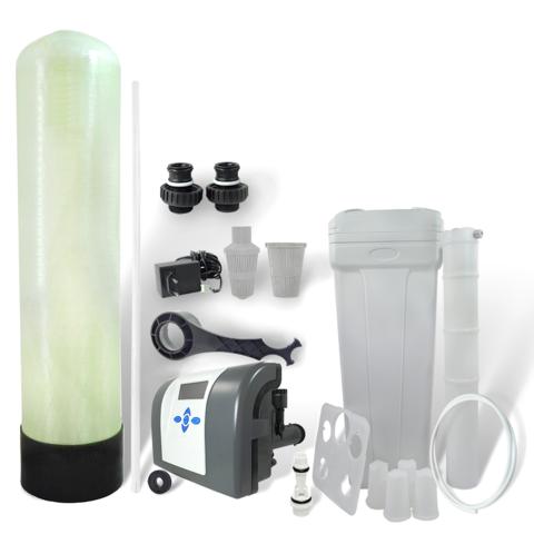 Фильтр умягчения воды с клапаном 1054/S5Е(RUS)