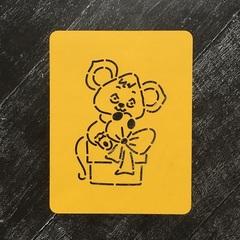 Мышка №56 на подарке