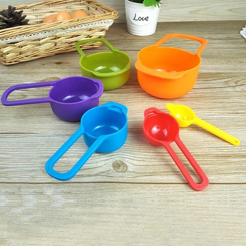 Товары для кухни Набор мерных ложек (6 шт) Measuring Cup мерные_ложки.jpg