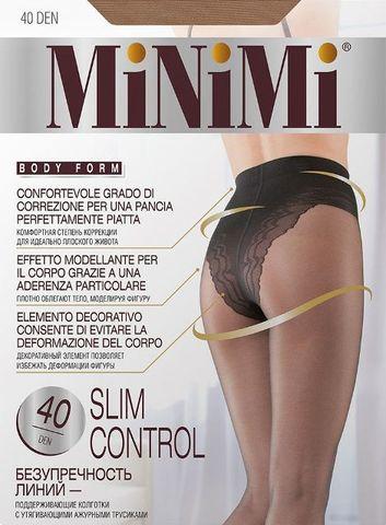 Slim Control 40 MINIMI колготки