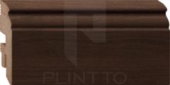 Плинтус МДФ Plintto Classic Brown Oak