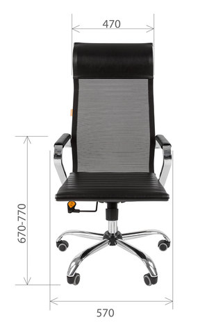 СН-701 сетка Кресло руководителя (CHAIRMAN)
