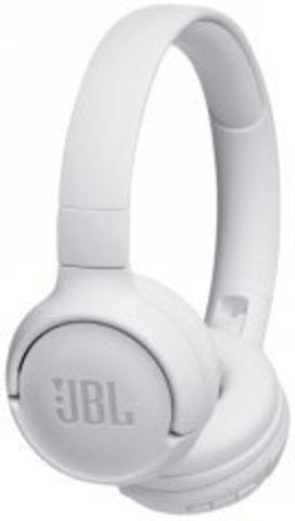 Наушники JBL T500BT (белый)