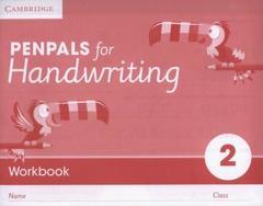 Penpals for Handwriting Year 2 Workbook