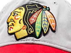 Бейсболка NHL Chicago Blackhawks (29060) фото 3