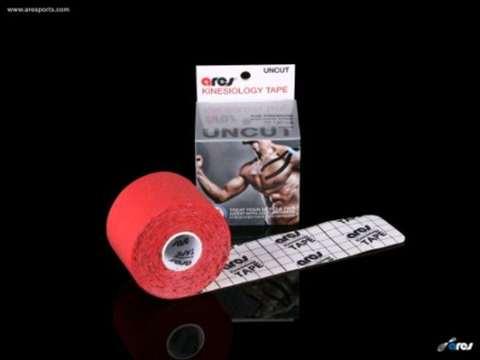 ARES 5 см.х 5 м. Cтандарт (Красный)