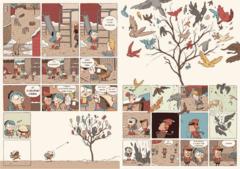 Хильда и птичий парад