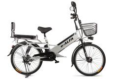 Велогибрид e-ALFA L