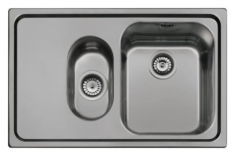 Кухонная мойка Smeg SP7915SN
