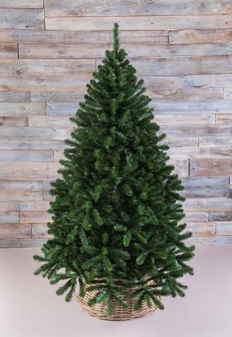 Искусственная сосна Рождественская 155 см зеленая