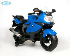 Электромотоцикл  BMW K1300S синий