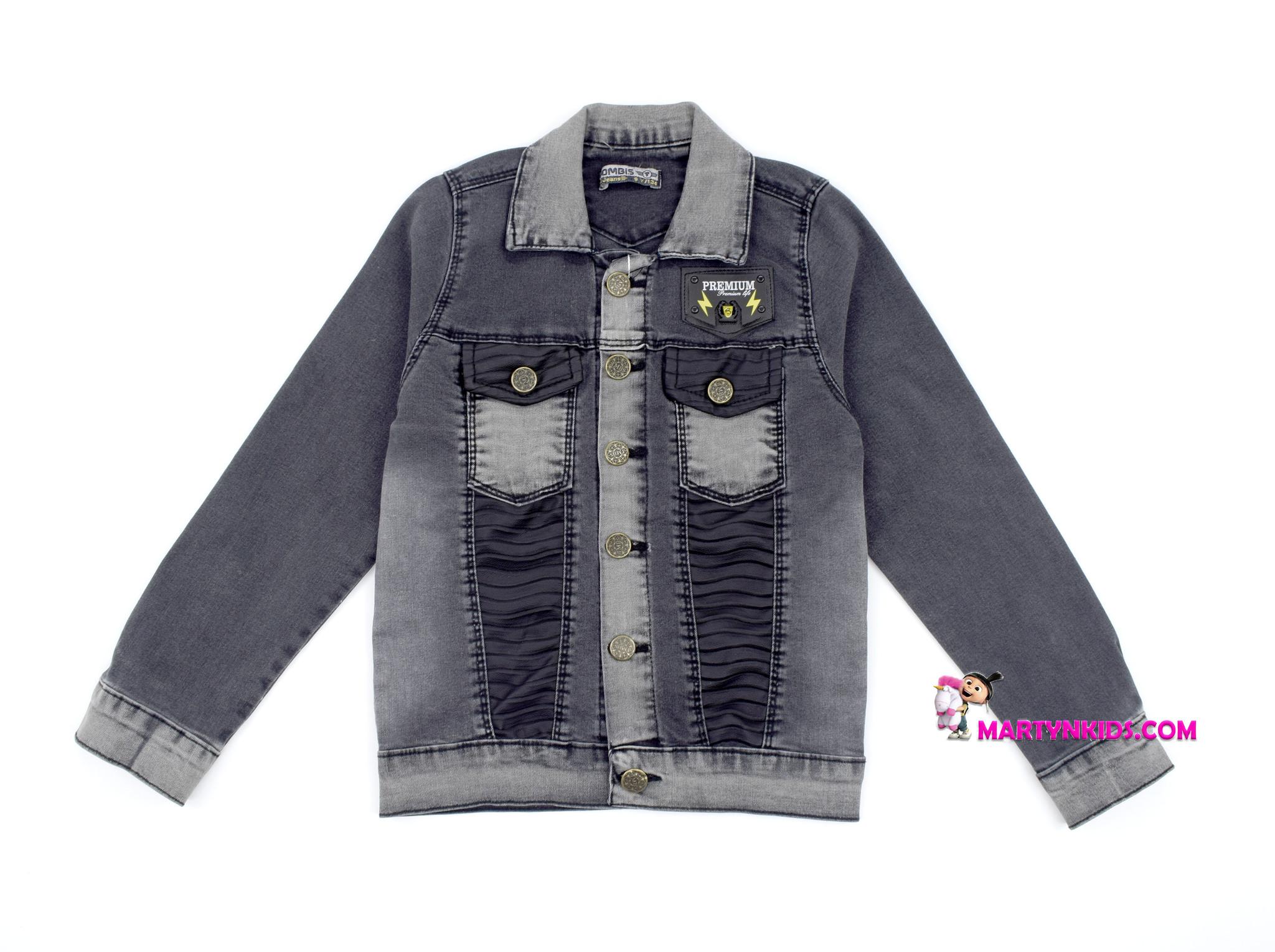 2347 куртка джинсовая Звезда