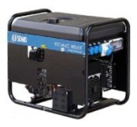 Кожух для бензинового генератора SDMO Technic 7000E (5800 Вт)