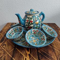 Набор чайный Каракалам, 10 предметов