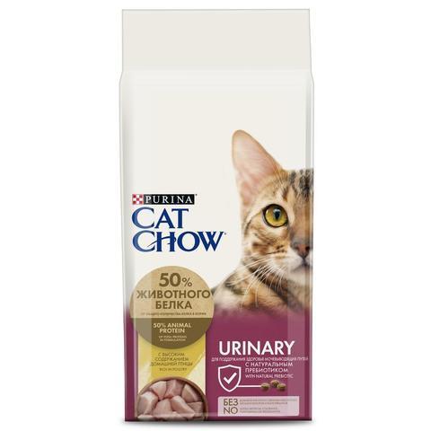 Cat Chow Urinary Tract Health Сухой корм для кошек при мочекаменной болезни