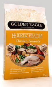 Golden Eagle Golden Eagle Holistic Chicken Formula 26/15 BChicken.jpg