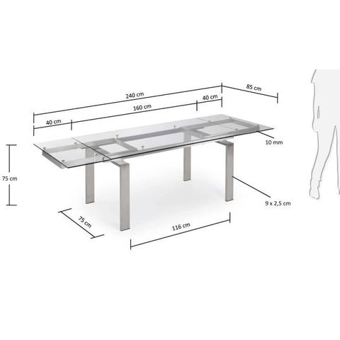 Обеденный стол Corona