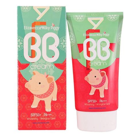 Elizavecca Увлажняющий ВВ-крем Milky Piggy BB Cream, 50 мл