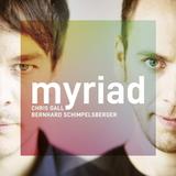 Chris Gall, Bernhard Schimpelsberger / MYRIAD (LP)