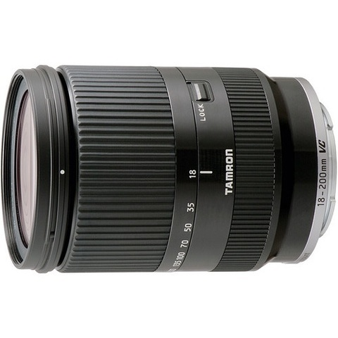 Объектив Tamron AF 18-200mm f/3.5-6.3 Di III VC Model B011 Black для Sony E