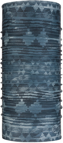 Бандана-труба летняя Buff CoolNet Tzom Stone Blue фото 1