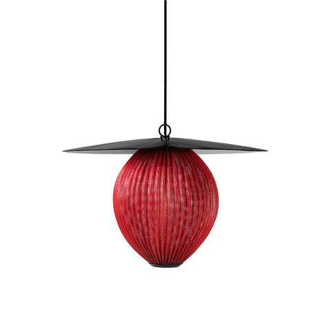Подвесной светильник копия Satellite by Gubi L (красный)