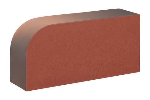 Полнотелый кирпич радиальный Аренберг 250×120×65 мм