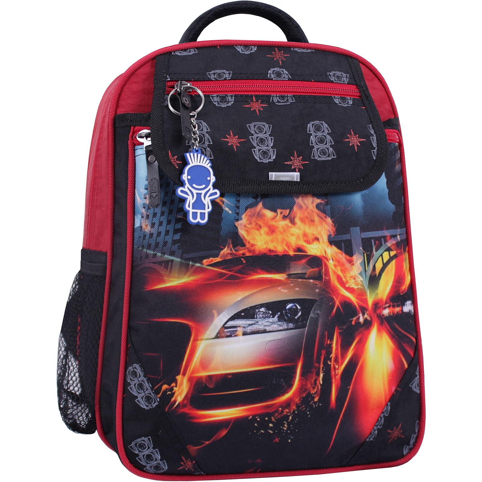 Рюкзак школьный Bagland Отличник 20 л. черный 500 (0058070) фото 1