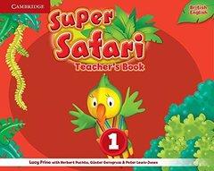 Super Safari 1 Teacher's Book