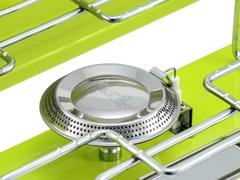 Складная двухконфорочная газовая плита Nabia STB-300