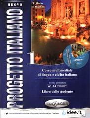 Nuovo Progetto italiano 1 - Libro dello student...