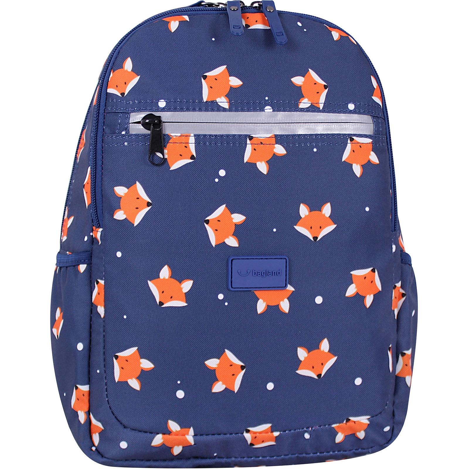 Молодежные рюкзаки Рюкзак Bagland Young 13 л. сублімація 742 (00510664) IMG_1566суб.742.JPG