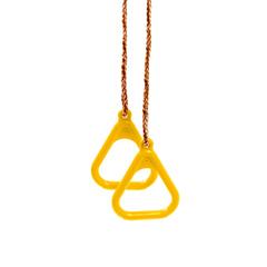 Гимнастические кольца на веревках
