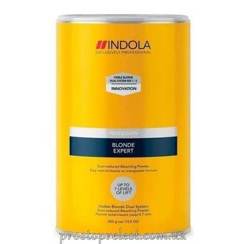 Indola Profession Blonde Expert - Пудра для обесцвечивания