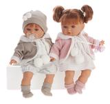 Antonio Juan. Кукла Ник, плач., 30 см
