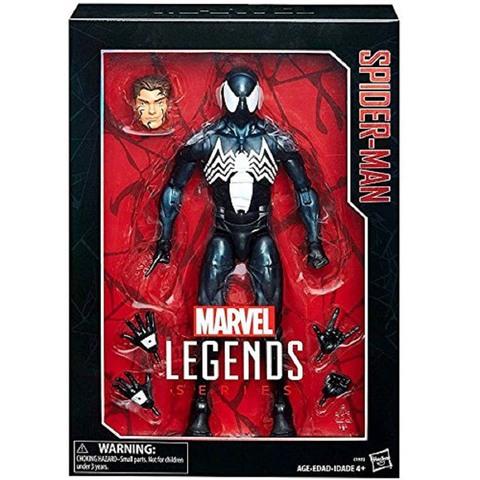 Человек-паук Симбиот 30 см. Серия Легенды Марвел