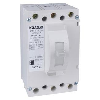 Автоматический выключатель ВА57-31-340010-400 25А
