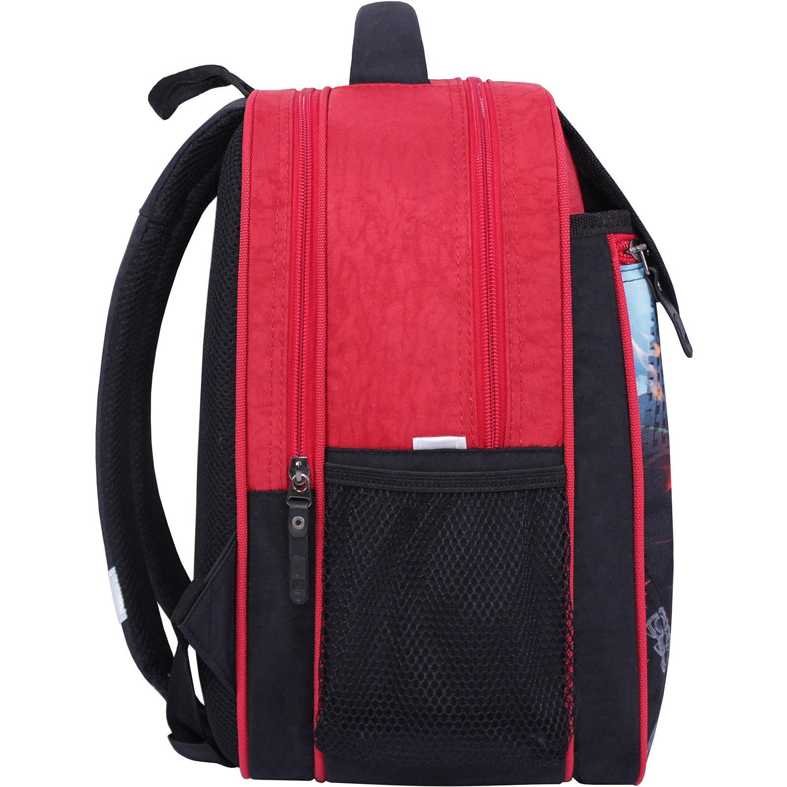 Рюкзак школьный Bagland Отличник 20 л. черный 500 (0058070) фото 2