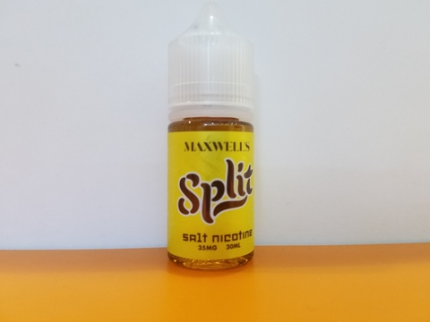 Split by MAXWELLS SALT 30ml