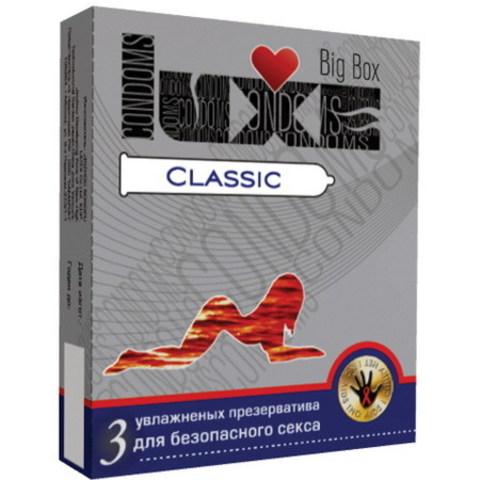 Презервативы LUXE