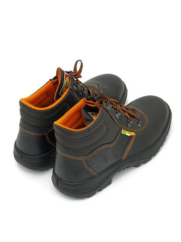 Ботинки рабочие «BICAP» L 2150/3 2S1P кожаные