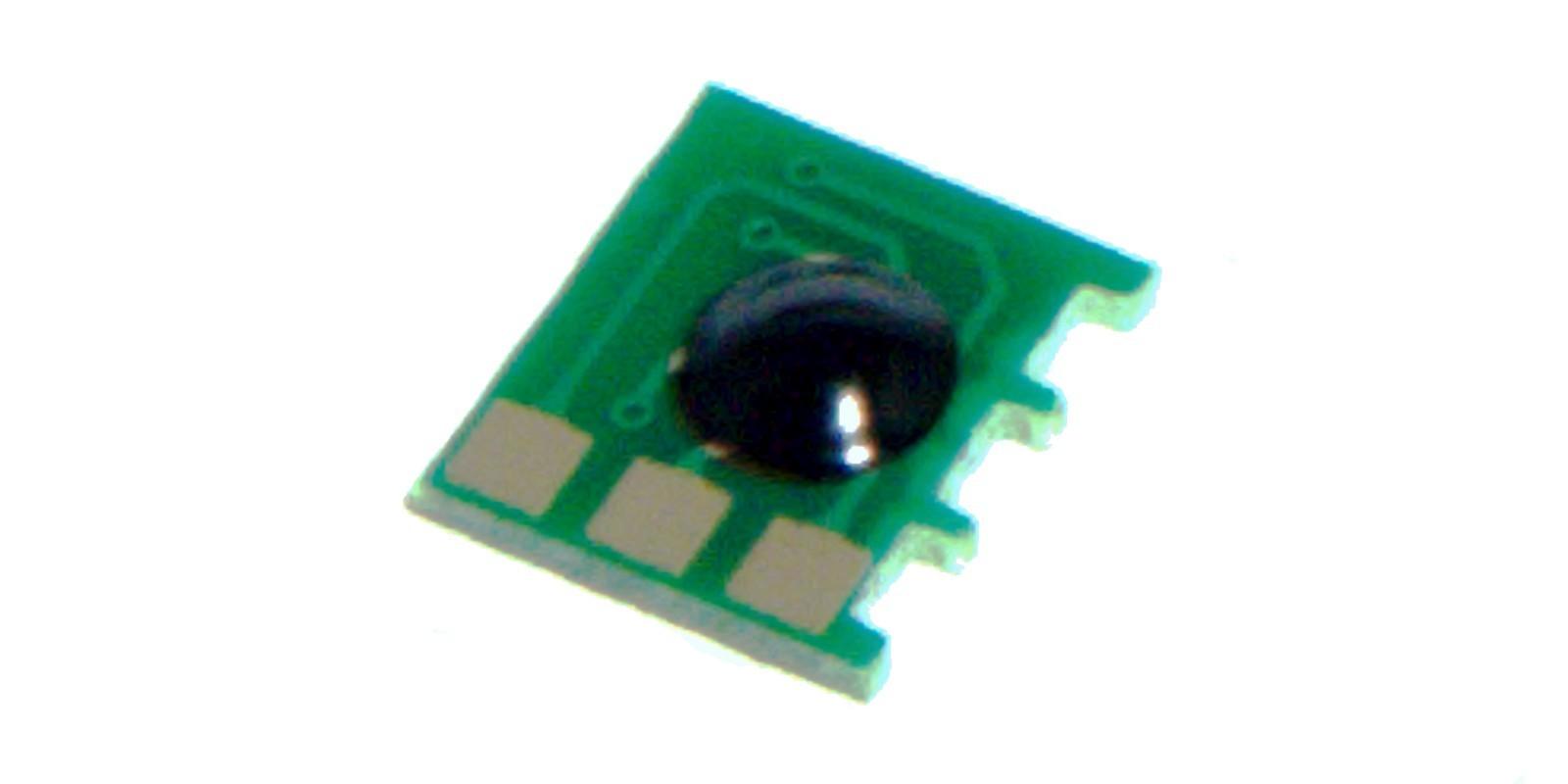 Чип (CHIP) MAK© 81A CF281A черный (black).