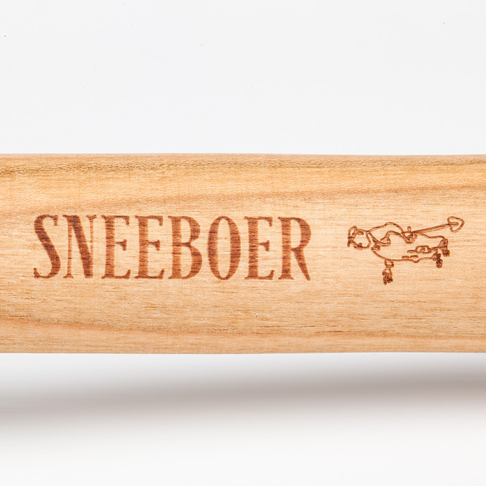 Вилка садовая прополочная Sneeboer, рукоятка 22 см из вишни