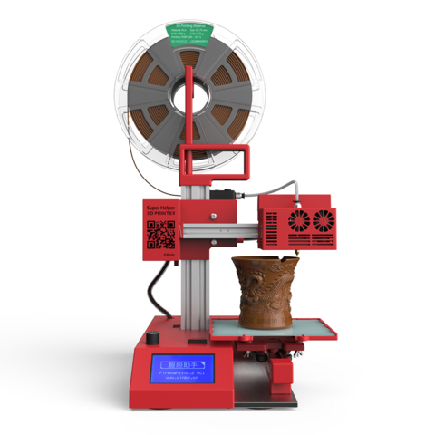 3D-принтер Winbo Superhelper SH155L
