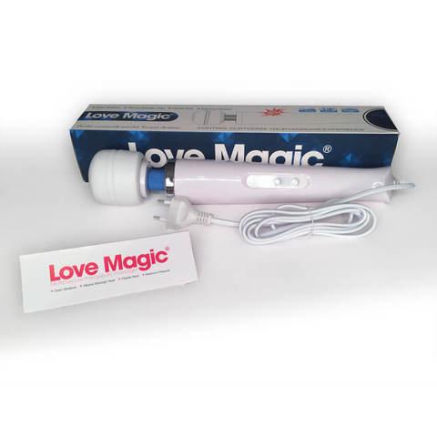 Love magic проводной белый 20 режимов