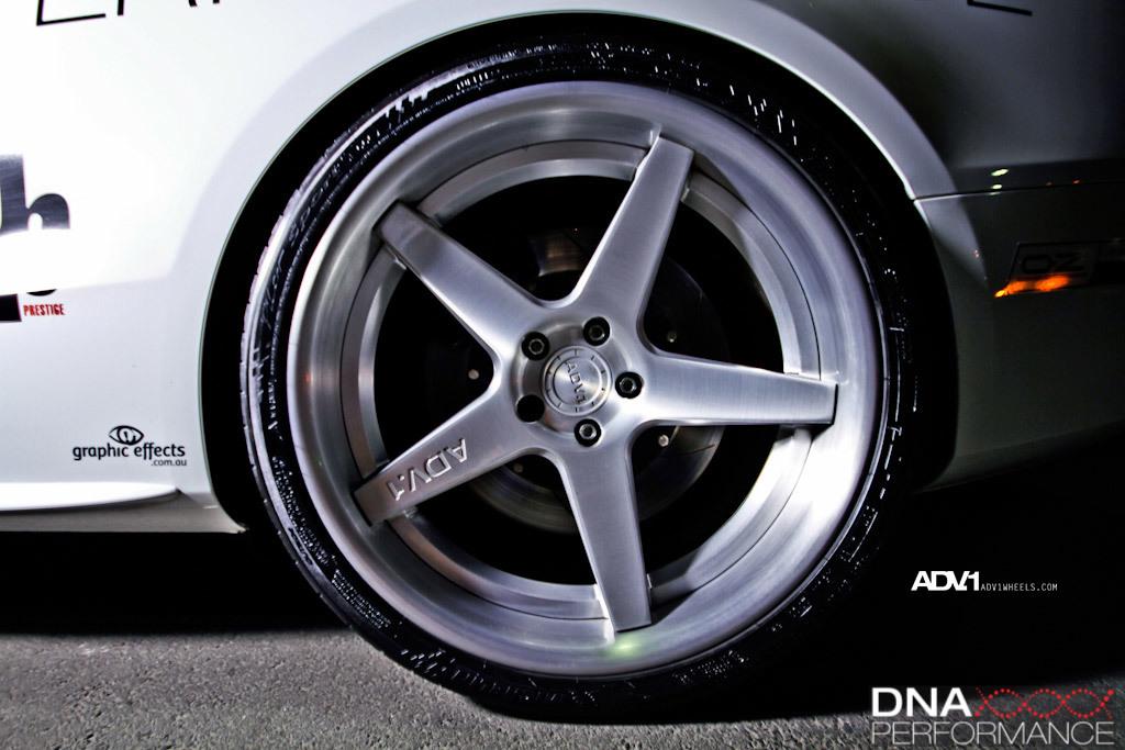 AUDI RS5 – ADV5 TRACK SPEC CONCAVE WHEELS