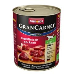 Консервы Animonda Gran Carno Original Adult мясной коктейль для взрослых собак