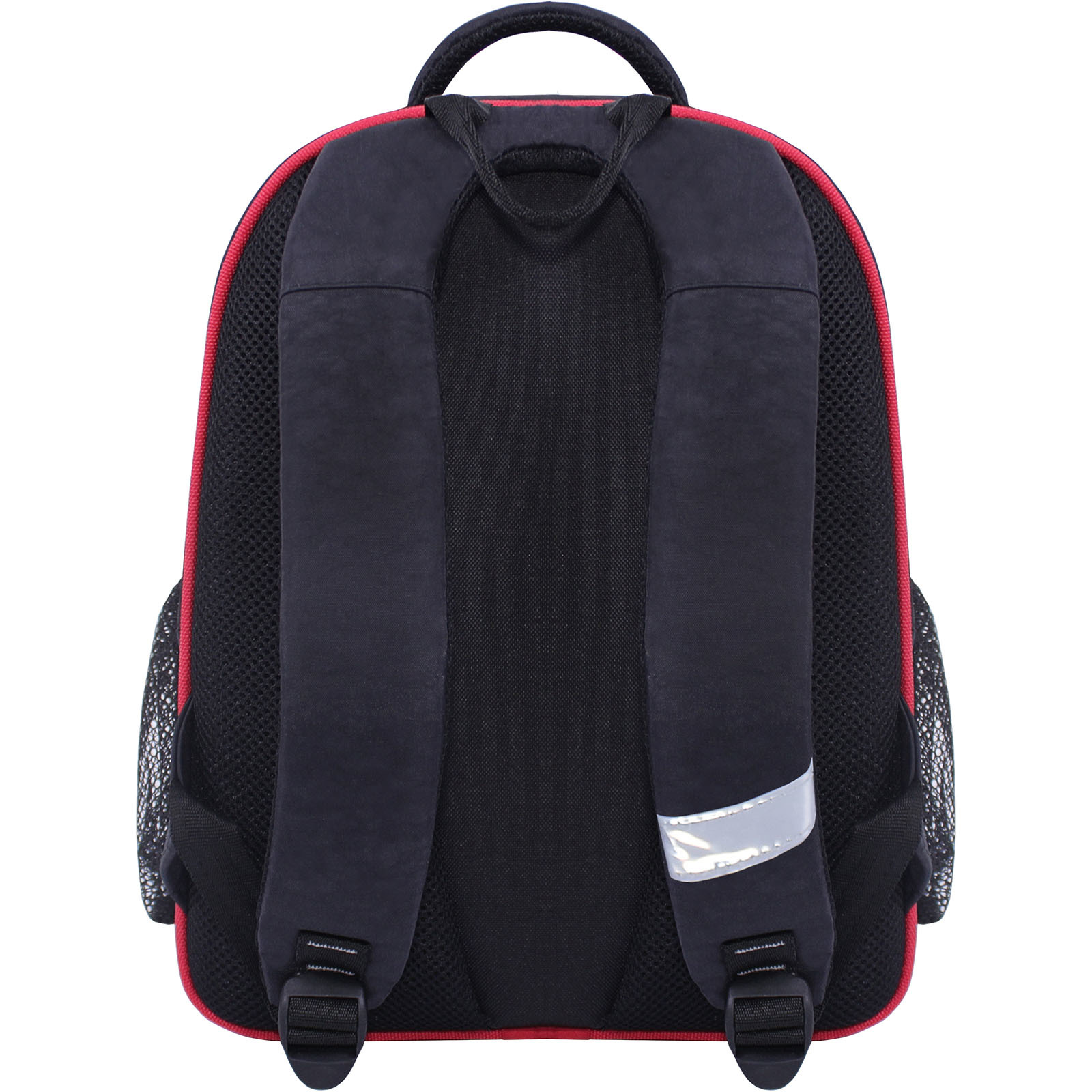 Рюкзак школьный Bagland Отличник 20 л. черный 500 (0058070) фото 3