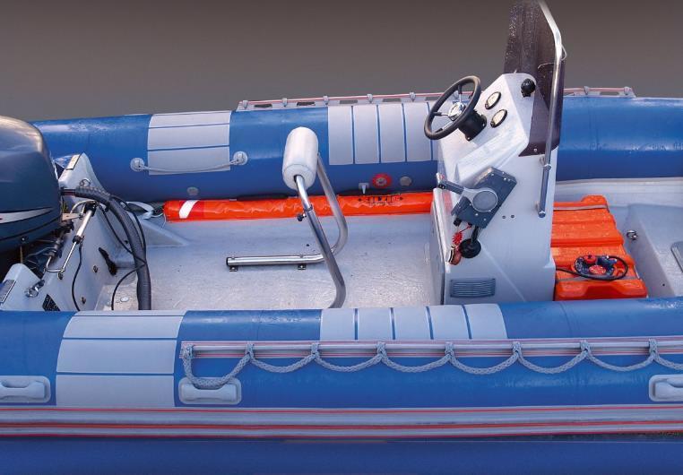 Silzig MOB buoy/harness