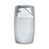 Зажигалка Pierre Cardin кремниевая газовая пьезо, цвет хром с гравировкой, 3,2х1х6,3 см